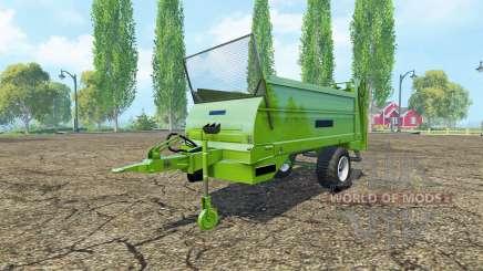 BERGMANN M 1080 unmarked für Farming Simulator 2015