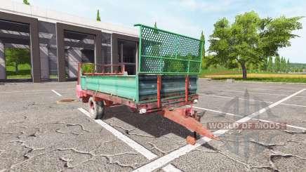 Warfama N227 v2.0 pour Farming Simulator 2017