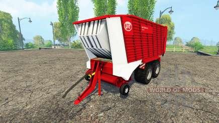 Lely Tigo PR 75 für Farming Simulator 2015