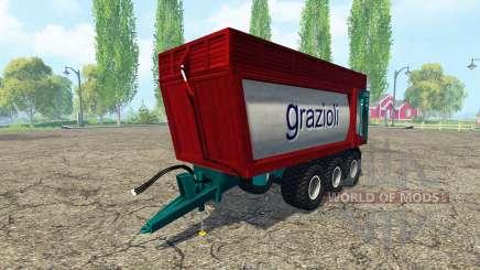 Grazioli Domex 200-6 v2.1 für Farming Simulator 2015