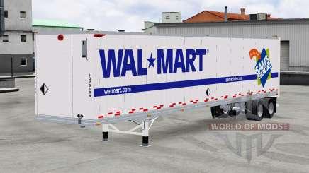 Semi-Wal-Mart für American Truck Simulator