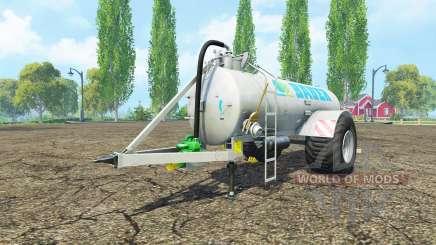 Bauer V107 v1.1 für Farming Simulator 2015