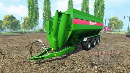 BERGMANN GTW 430 für Farming Simulator 2015
