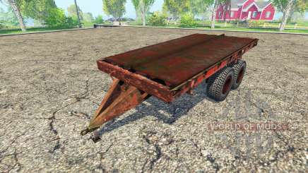 PRT 10 pour Farming Simulator 2015