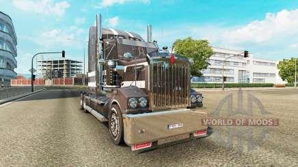 Kenworth T908 v4.0 pour Euro Truck Simulator 2