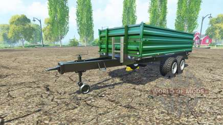 BRANTNER E 8041 long wood für Farming Simulator 2015