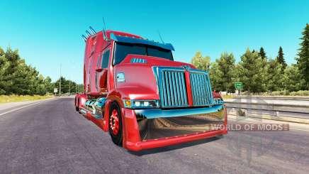 Wester Star 5700 Optimus Prime pour American Truck Simulator
