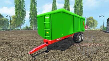 Hilken HI 2250 SMK für Farming Simulator 2015