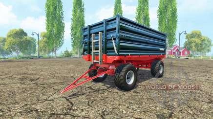 Farmtech ZDK 1400 pour Farming Simulator 2015
