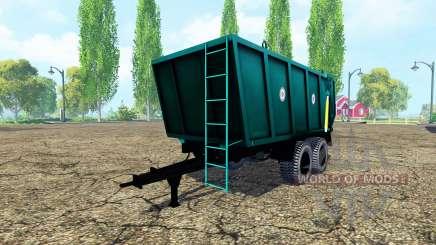 PS 10 pour Farming Simulator 2015