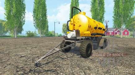 Fortschritt HW 80 für Farming Simulator 2015