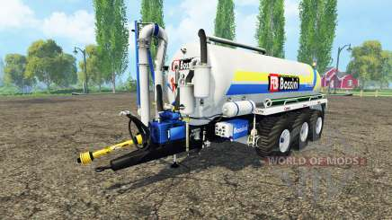 Bossini B200 v2.0 für Farming Simulator 2015
