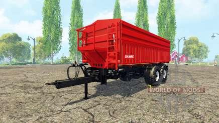 Grimme MultiTrailer 190 für Farming Simulator 2015