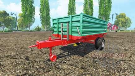 Farmtech TDK 800 für Farming Simulator 2015