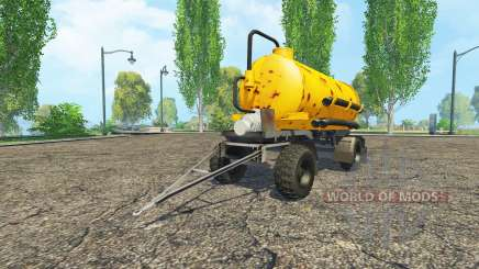Fortschritt HW 80 v2.0 für Farming Simulator 2015