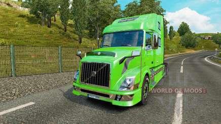 Volvo VNL 780 v4.0 pour Euro Truck Simulator 2