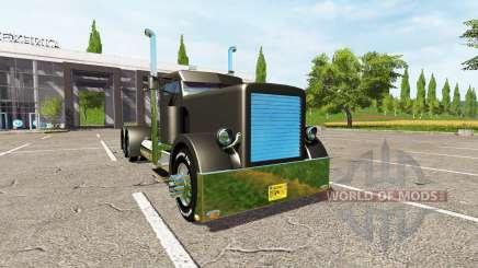 Peterbilt 388 custom für Farming Simulator 2017