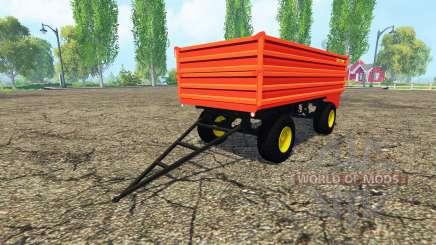 Zmaj 489 für Farming Simulator 2015