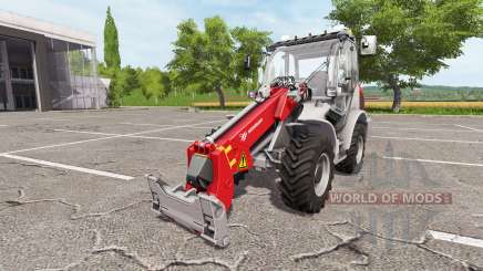 Weidemann 3080 CX 80T v1.2 pour Farming Simulator 2017