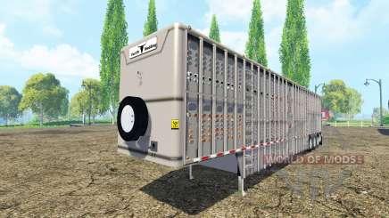 Livestock Trailer pour Farming Simulator 2015