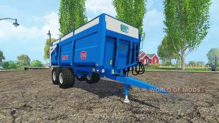 Maupu Evo 18000 pour Farming Simulator 2015