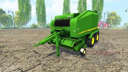 John Deere 678 v2.0 für Farming Simulator 2015