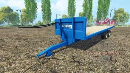 Stewart GX15FT pour Farming Simulator 2015