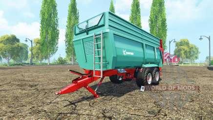 Farmtech Durus 2000 für Farming Simulator 2015