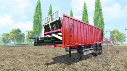 Fliegl ASS 298 v1.2 pour Farming Simulator 2015