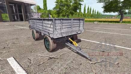 Fortschritt T087 pour Farming Simulator 2017
