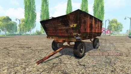 TROPHIQUE de 10 pour Farming Simulator 2015