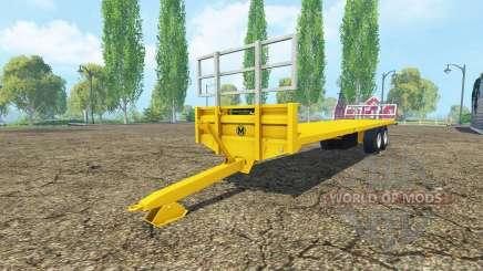 Marshall BC-36 pour Farming Simulator 2015