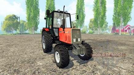 Belarus MTZ 892 v2.0 für Farming Simulator 2015