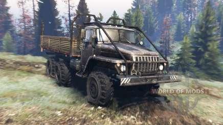 Ural 4320 v8.0 für Spin Tires