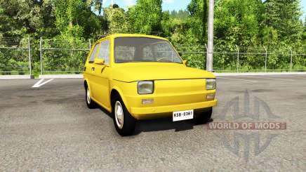 Fiat 126p v3.0 pour BeamNG Drive