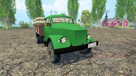 GAZ vert 51 pour Farming Simulator 2015