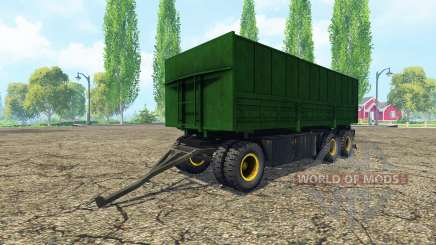 NefAZ 8560 v2.0 pour Farming Simulator 2015