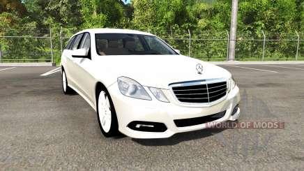 Mercedes-Benz E250 CDI Estate (S212) pour BeamNG Drive