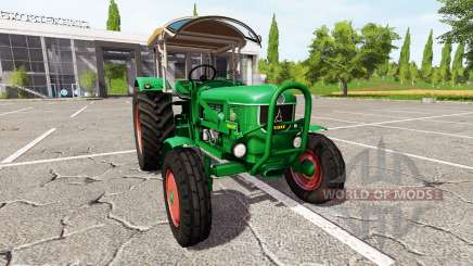 Deutz D80 v1.5 pour Farming Simulator 2017