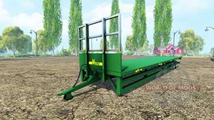 AWTrailer 42Ft autoloading pour Farming Simulator 2015
