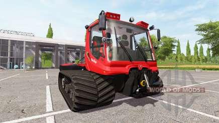 PistenBully 600 für Farming Simulator 2017