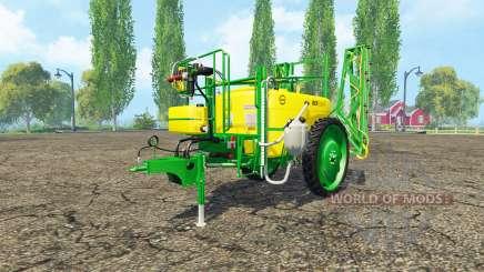 Unia Pilmet Rex 2518 für Farming Simulator 2015