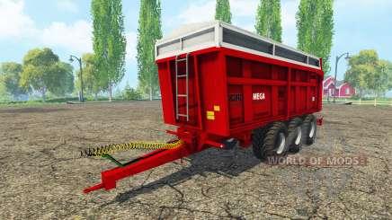 ZDT Mega 25 für Farming Simulator 2015