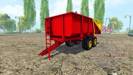 Zmaj 520 für Farming Simulator 2015