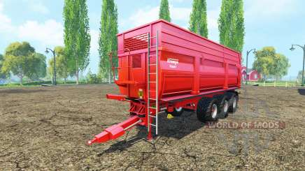 Krampe BBS 900 v1.5 pour Farming Simulator 2015