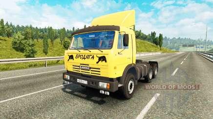 KamAZ 54115 für Euro Truck Simulator 2