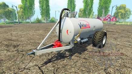 Vakutec VA 10500 für Farming Simulator 2015