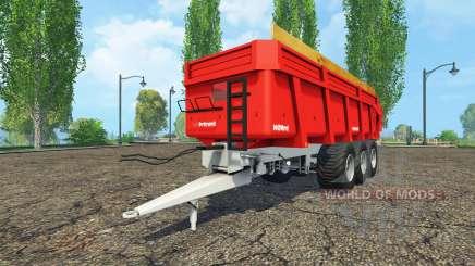 Brimont BB 24 TRD für Farming Simulator 2015