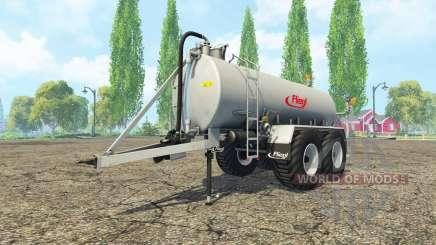 Fliegl VFW 18000 pour Farming Simulator 2015
