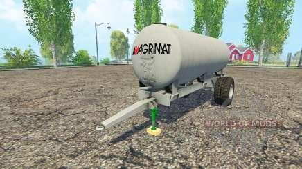 Agrimat 5200l v2.0 pour Farming Simulator 2015